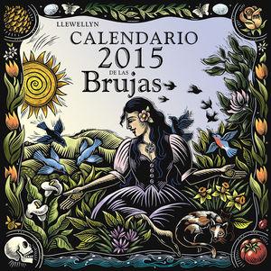 CALENDARIO 2015 DE LAS BRUJAS