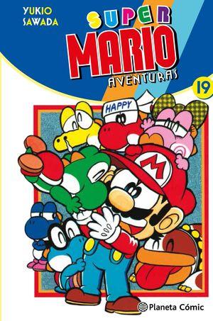 SUPER MARIO Nº19