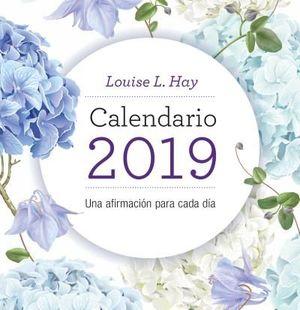 CALENDARIO LOUISE HAY 2019