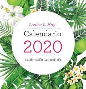 CALENDARIO LOUISE 2020