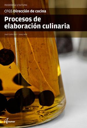 PROCESOS DE ELABORACIÓN CULINARIA