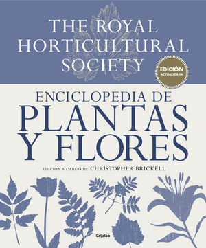 ENCICLOPEDIA DE PLANTAS Y FLORES. THE ROYAL HORTICULTURAL SOCIETY