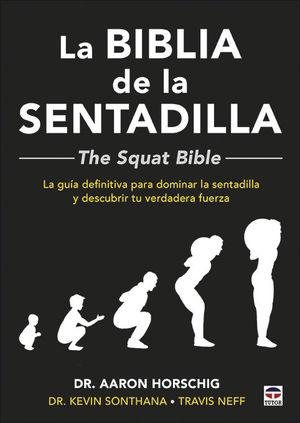 BIBLIA DE LA SENTADILLA