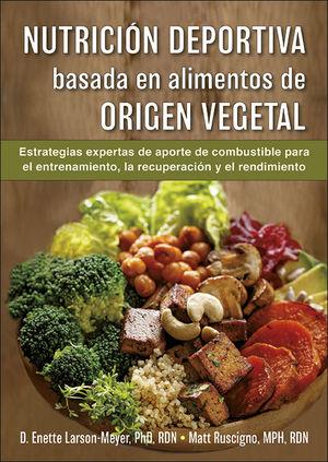 NUTRICION DEPORTIVA BASADA EN ALIMENTOS DE ORIGEN