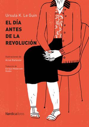 DIA ANTES DE LA REVOLUCION,EL