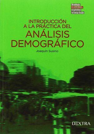 INTRODUCCIÓN A LA PRÁCTICA DEL ANÁLISIS DEMOGRÁFICO