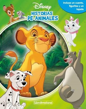 HISTORIAS DE ANIMALES. LIBROAVENTURAS