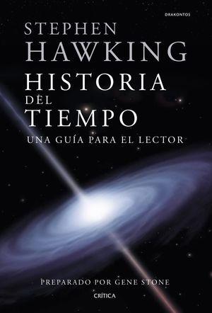 STEPHEN HAWKING. HISTORIA DEL TIEMPO