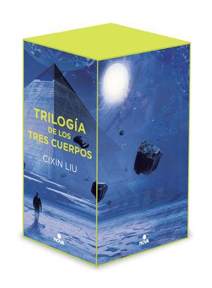 TRILOGÍA DE LOS TRES CUERPOS