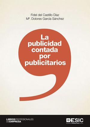 LA PUBLICIDAD CONTADA POR PUBLICITARIOS