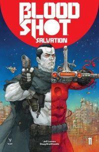 BLOODSHOT SALVATION VOL.11