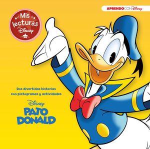 PATO DONALD. MIS LECTURAS DISNEY