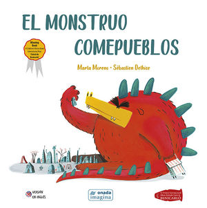 MONSTRUO COMEPUEBLOS (BILINGUE)