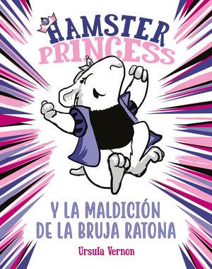 HAMSTER PRINCESS Y LA MALDICION DE LA BR