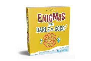 ENIGMAS PARA DARLE AL COCO
