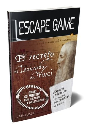 ESCAPE GAME. SECRETO LEO