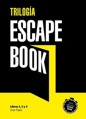 TRILOGÍA ESCAPE BOOK