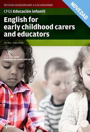 ENGLISH FOR EARLY CHILDHOOD CAREER AND EDUCATORS CFGS 2020 (ALTAMAR)
