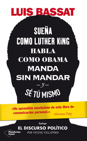 SUEÑA COMO LUTHER KING