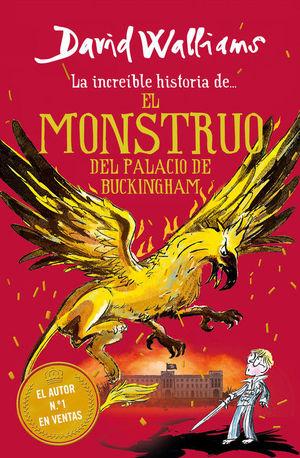EL MONSTRUO DEL BUCKINGHAM PALACE