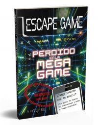 ESCAPE GAME - PERDIDO EN LA MEGA GAME