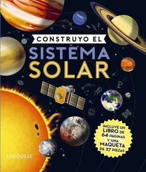 CONSTRUYO EL SISTEMA SOLAR