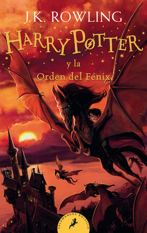 HARRY POTTER Y LA ORDEN DEL FÉNIX (HARRY POTTER 5)