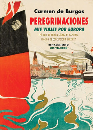 PEREGRINACIONES. MIS VIAJES POR EUROPA