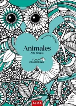 ANIMALES (FLOW COLOURING)