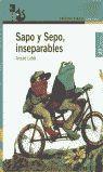SAPO Y SEPO INSEPARABLES