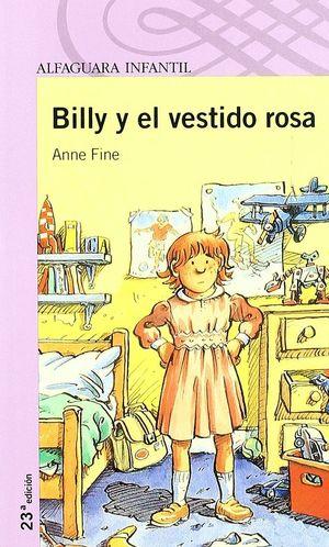 BILLY Y EL VESTIDO ROSA