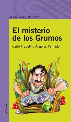 EL MISTERIO DE LOS GRUMOS