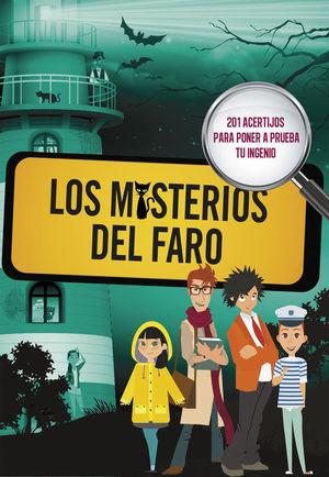 LOS MISTERIOS DEL FARO (SOCIEDAD SECRETA DE SUPERLISTOS)
