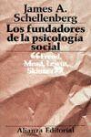 LOS FUNDADORES DE LA PSICOLOGÍA SOCIAL