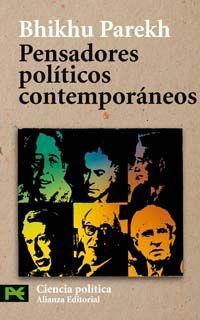 PENSADORES POLÍTICOS CONTEMPORÁNEOS