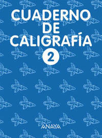 CUADERNO DE CALIGRAFÍA 2