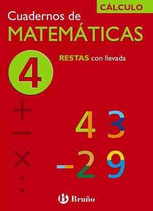 4 RESTAS CON LLEVADA