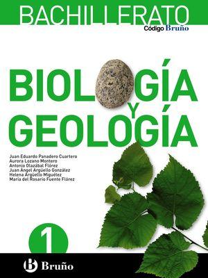 CÓDIGO BRUÑO BIOLOGÍA Y GEOLOGÍA 1 BACHILLERATO