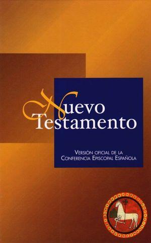 NUEVO TESTAMENTO (ED. TÍPICA - CARTONÉ)
