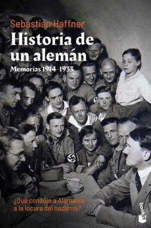 HISTORIA DE UN ALEMÁN