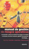 MANUAL DE GESTIÓN DE RIESGOS OPERATIVOS