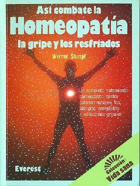 ASÍ COMBATE LA HOMEOPATÍA LA GRIPE Y LOS RESFRIADOS