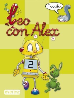 LEO CON ÁLEX 2. ESCRIBO