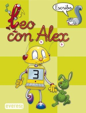 LEO CON ÁLEX 3. ESCRIBO