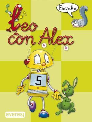 LEO CON ÁLEX 5. ESCRIBO