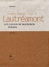 LOS CANTOS MALDOROR. POESIAS