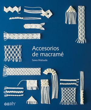 ACCESORIOS DE MACRAMÉ