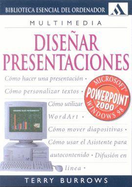 DISEÑAR PRESENTACIONES. POWERPOINT 2000
