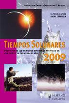 TIEMPOS SOLUNARES 2009