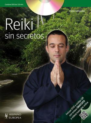 REIKI SIN SECRETOS (+DVD Y QR)